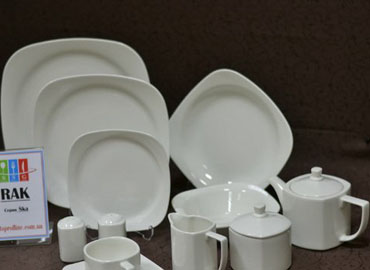 RAK Porcelain & Welcome to GM Hotel Supplies